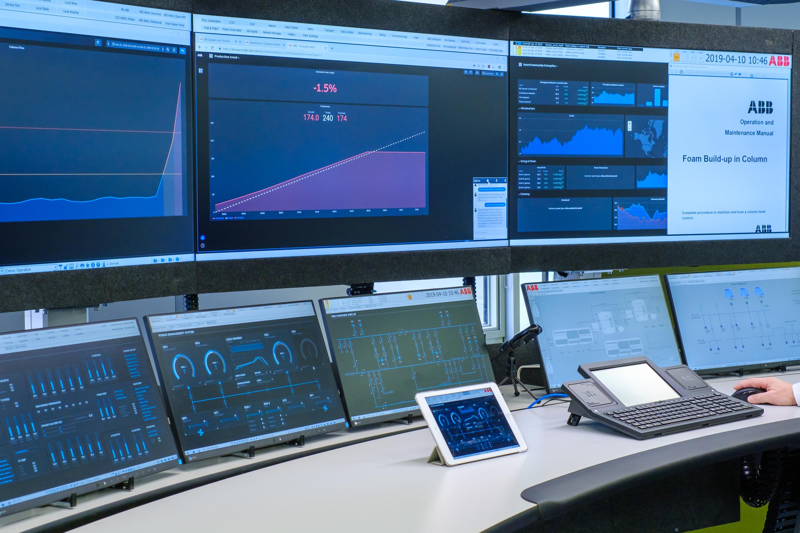 IoT networks metrics